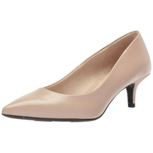 LifeStride Women's Pretty Pump Tender Taupe - NEW!